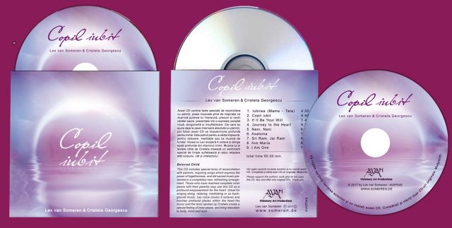 CD Copil Iubit de Lex van Someren si Cristela Georgescu