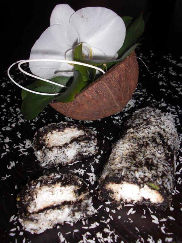 Ciocolata bounty, Cristela GEORGESCU