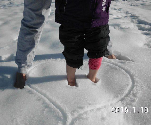 plimbare desculț în zăpadă în varicoză)