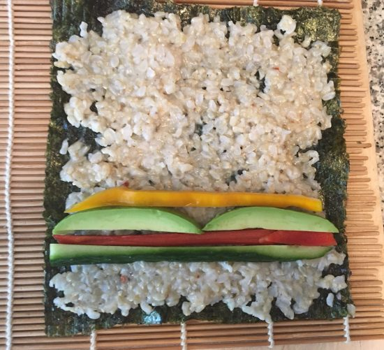 Sushi - Cristela GEORGESCU 2
