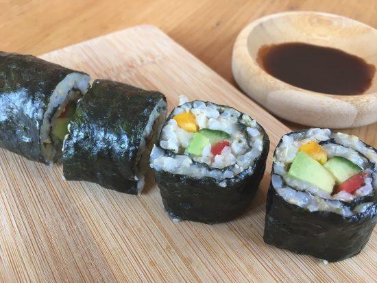 Sushi - Cristela GEORGESCU